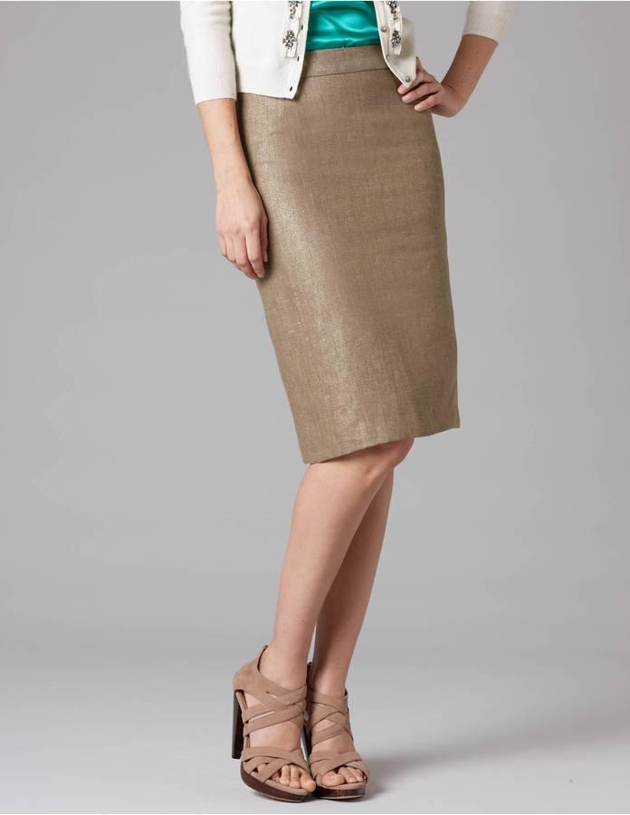 Sleek Pencil Skirt