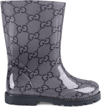 Toddler GG rubber rain boot $145 thestylecure.com