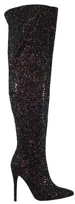 Yoki Alza Glitter Stiletto Heel Boot