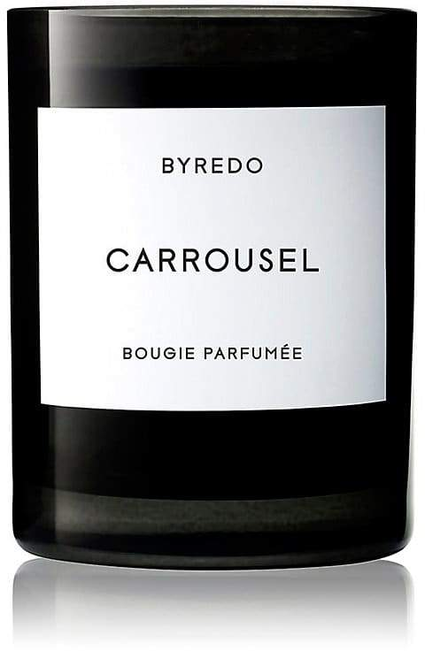 Carrousel Candle