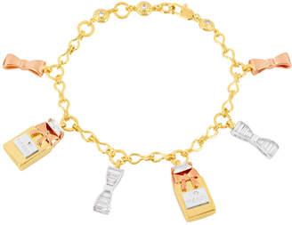 Henri Bendel Perfume Charm Bracelet
