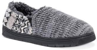 Muk Luks Men's Christopher Ankle Slippers