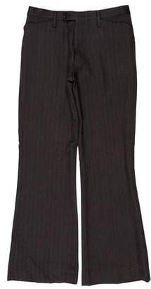 Gucci Wool Four Pocket Pants