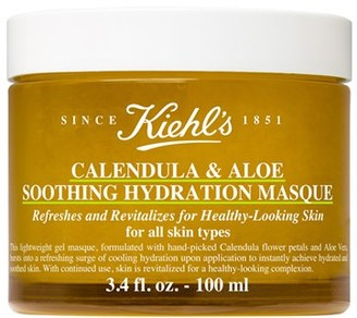 Kiehl's Since 1851 Calendula & Aloe Soothing Hydration Masque $45 thestylecure.com