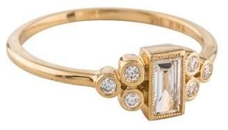 Ophelia Vale 14K Diamond Ring