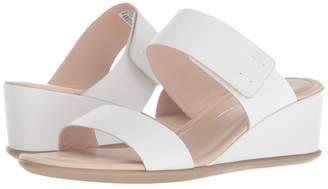 Ecco Shape 35 Wedge 2-Strap Women's Wedge Shoes