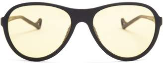 DISTRICT VISION Kaishiro aviator performance sunglasses