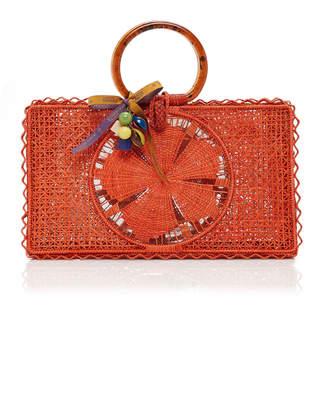 Silvia Tcherassi Riomar Iraca Palm Bag