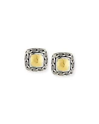 John Hardy Classic Chain Heritage Stud Earrings