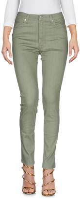 (+) People + PEOPLE Denim pants - Item 42597791DD