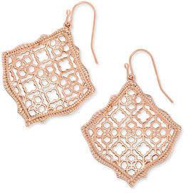 Kendra Scott Kirsten Filigree Wire Drop Earrings