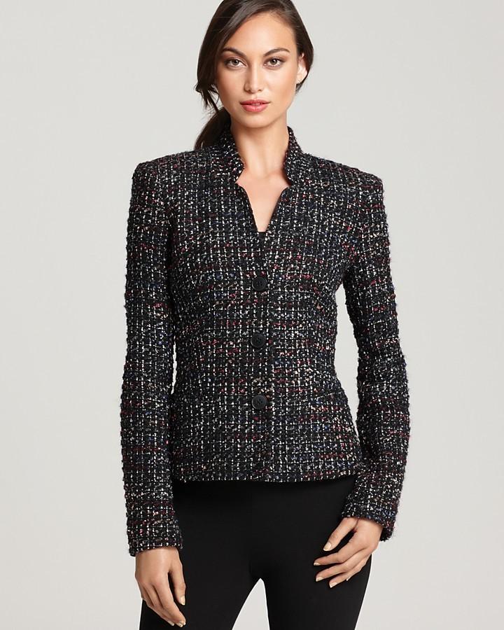 Lafayette 148 New York Cambria Tweed Jacket