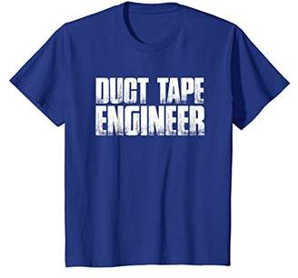 Duct Tape Engineer T Shirt Funny Sayings Duct Tape Sarcastic