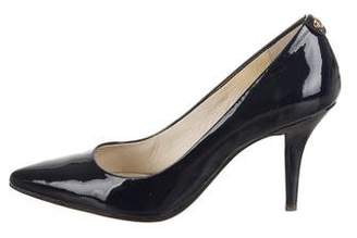 MICHAEL Michael Kors Pointed-Toe Patent Leather Pumps