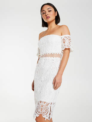 Dotti Mariah Lace Mini Dress