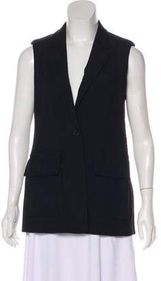 3.1 Phillip Lim Wool Sleeveless Jacket