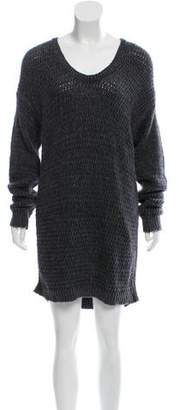 Theory Wool-Blend Sweater Dress