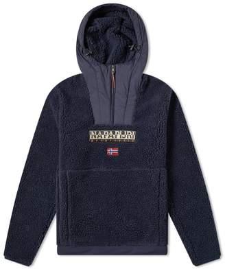 Napapijri Teide Sherpa Jacket