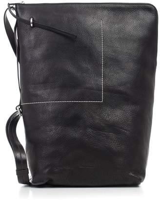 Rick Owens Zipped Bucket Bag