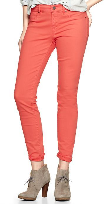 Gap 1969 Legging Skimmer Jeans