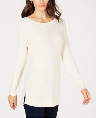 Charter Club Petite Boat-Neck Sweater