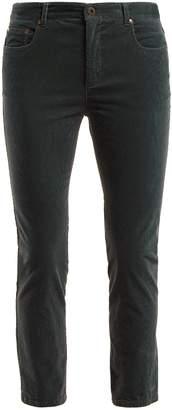 Miu Miu Skinny corduroy trousers