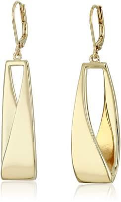 Anne Klein Tone Linear Drop Earrings
