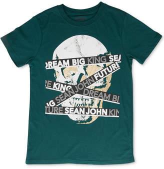 Sean John Big Boys Can't Stop Won't Stop Graphic T-Shirt