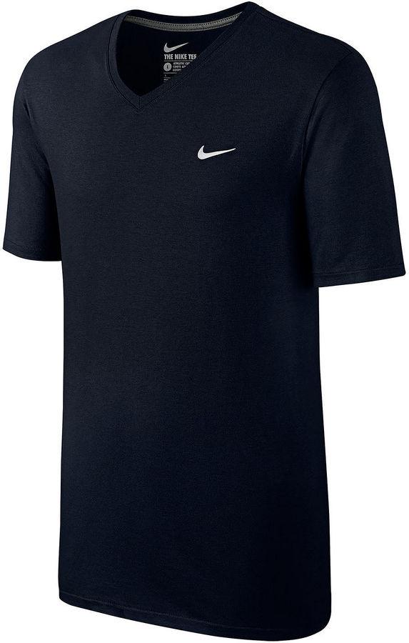 Nike V-Neck Swoosh Tee