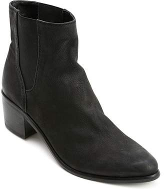 Dolce Vita Women's Colbey Nubuck Leather Chelsea Booties