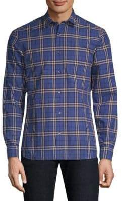 Burberry Core Checked Shirt