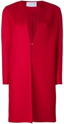 Harris Wharf London loose mid-length coat