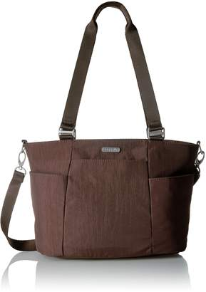 Baggallini Avenue Tote Medium with Lightweight Nylon
