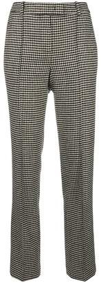 Ermanno Scervino dogtooth tailored trousers