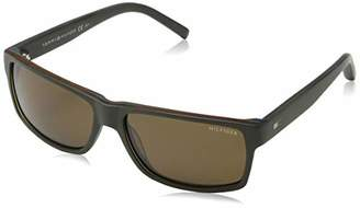 Tommy Hilfiger Th 1042/N/S Y1 Th 1042/N/S Y1 Uno Rectangular Sunglasses