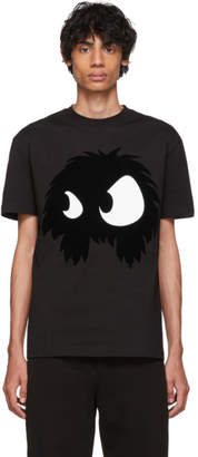 McQ Black Mad Chester T-Shirt