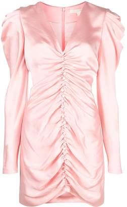 Jonathan Simkhai puff sleeve mini dress