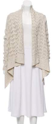 AllSaints Wool Knit Cardigan
