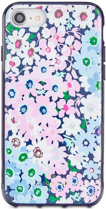 Kate Spade Jeweled Daisy Garden iPhone 8 Case