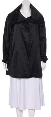 Lafayette 148 Wide Collar Evening Jacket