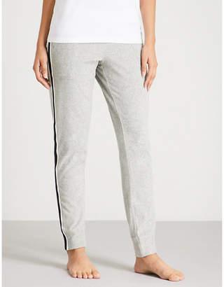 Calvin Klein Modern cotton cotton-blend jogging bottoms