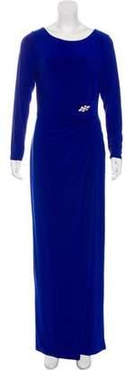 Lauren Ralph Lauren Embellished Evening Dress