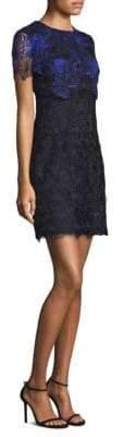 Trina Turk Superbloom Caterina Lace Shift Dress