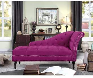 Co Darby Home Deedee Chaise Lounge