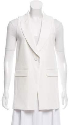 Rachel Zoe Knight Longline Vest w/ Tags