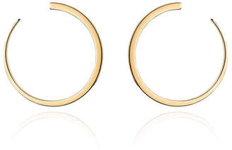 Vita Fede Moon Hoop Earrings