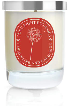 Pure Light Botanics Clementine And Cardamon Luxury Natural Christmas Candle