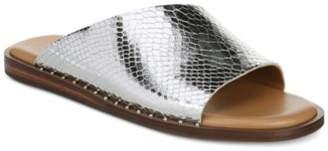 Franco Sarto Rye Slide Flat Sandals