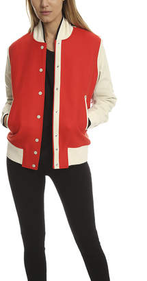 Rag & Bone Edith Varsity Jacket