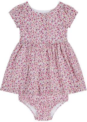 Polo Ralph Lauren Floral Dress and Bloomers